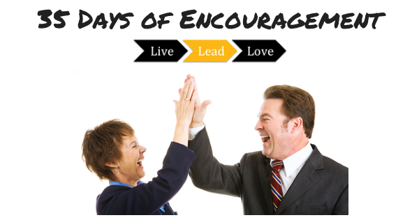 Are You an Encourager? Join the Challenge!