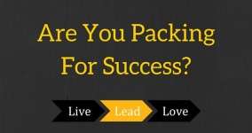 Are You Packing For Success