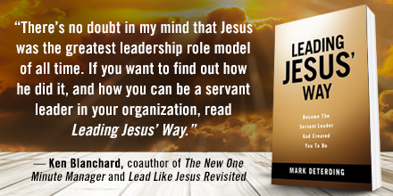 Leading Jesus' Way – 3 Steps to Building Intentional Relationships
