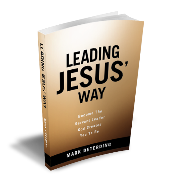 Leading Jesus Way Book
