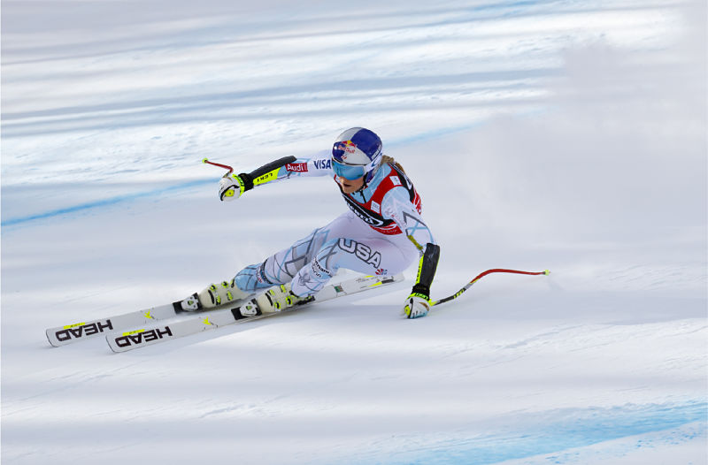 What Minnesota's Lindsey Vonn Teaches Us About Giving Up